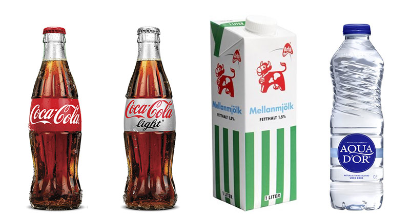ph värde coca cola
